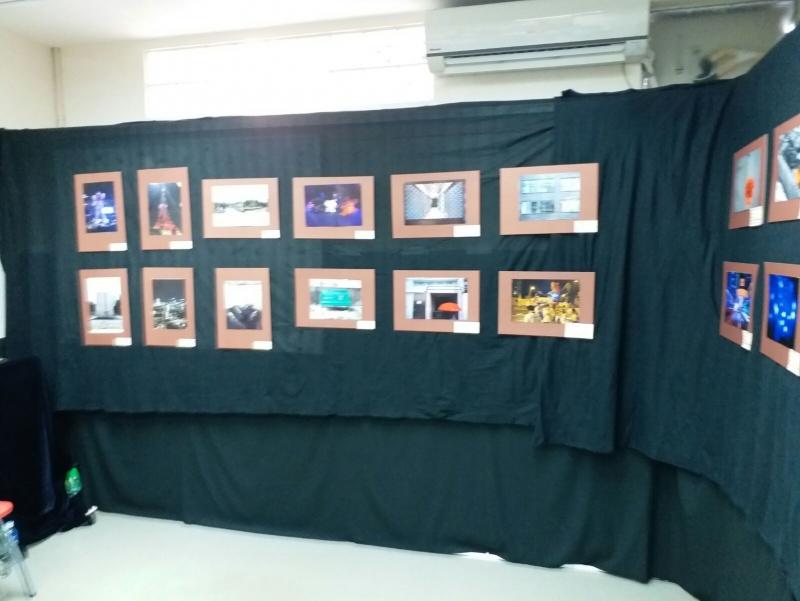 香港傷健協會港島傷健中心攝影組學員的展品