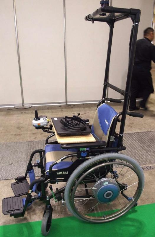 腦波輪椅應用了深度學習技術,擁有80%的準確度