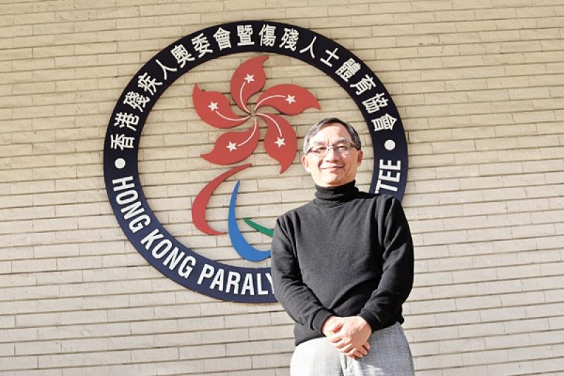 對於協會「分家」一事,林俊英希望可盡快了解政府的下一步想法。