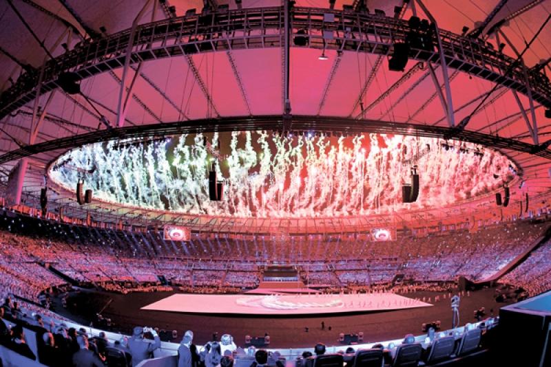 殘疾人奧運會去年在巴西里約熱內盧舉行。