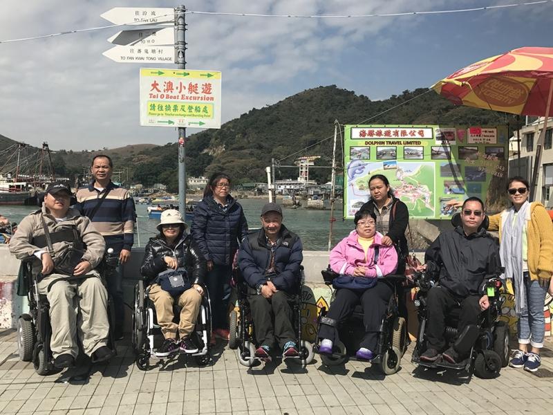 政策倡導 - 尋覓香港無障礙旅遊景點