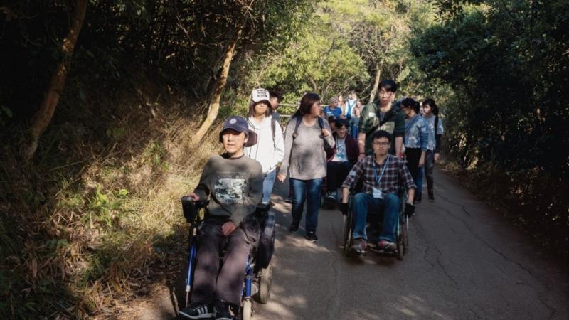 【無障礙城市.二】這麼近那麼遠 一場輪椅體驗