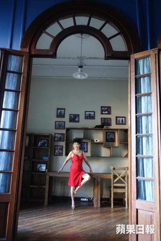 關玲玲到處飛,更有不少時間住在阿根廷跳舞,還正在當地籌建私人博物館