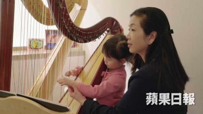 义教竖琴老师「学生教晓我,世上没有宿命」