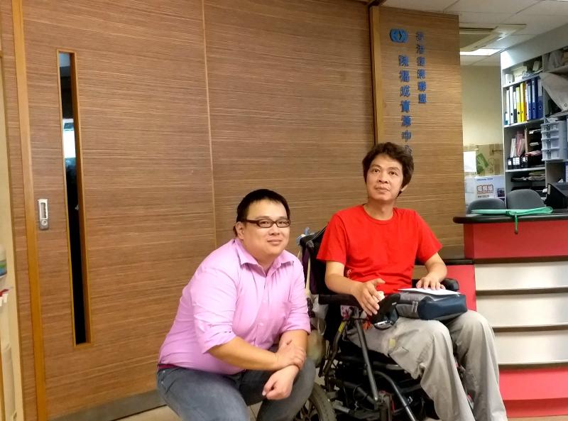 署理總幹事劉國霖先生,執行委員會李子瑜先生
