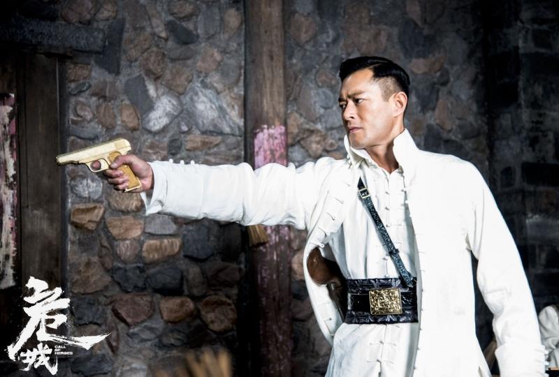 《危城》是其中一套有口述影像聲道的港產片,黃嗣輝曾看過此版本,對其中一段在橋上交鋒的場景印象最深刻