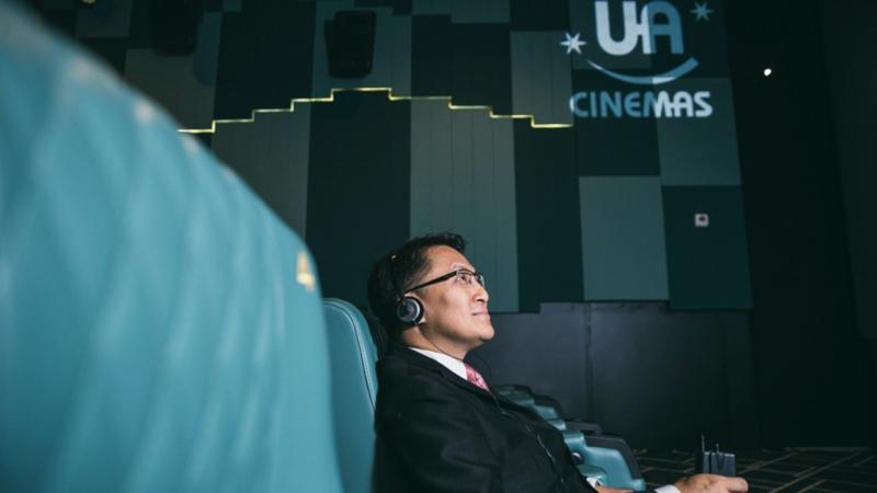 娛藝院線董事總經理黃嗣輝期望,更多本地影院增設視障與聽障輔助設施,當服務更普及,可為電影公司增加誘因,製作口述影像等相關輔助