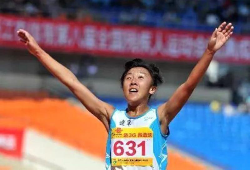 今年3月17日,中國首位盲人兔子亮相成都雙遺馬拉松。上個月全國首個殘疾人馬拉松也順利在通州舉辦
