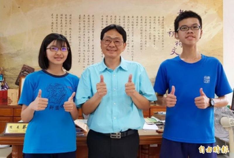 厲害! 會考台南出現多位5A++、作文6級分滿分王