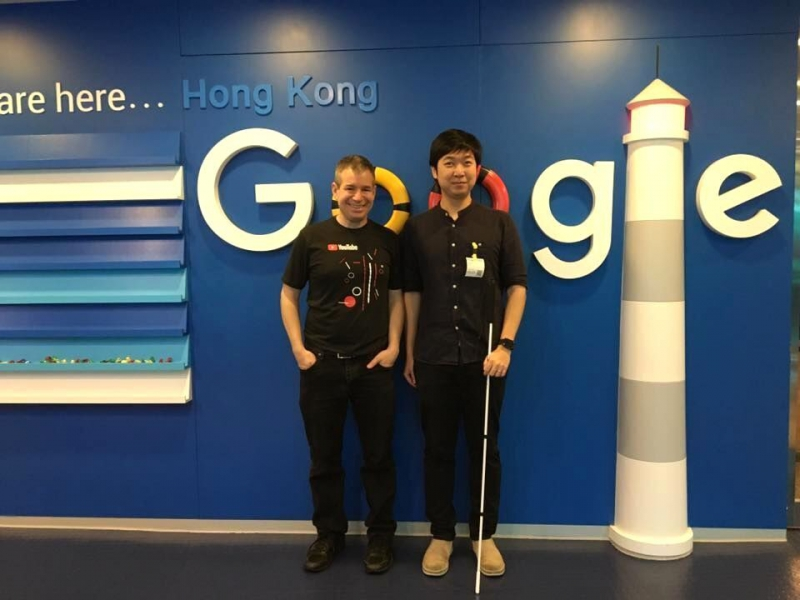 Google with GS Boss