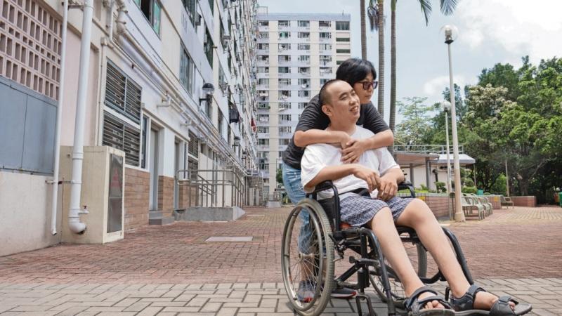 【照顧照顧者.三】嫁給輪椅使用者前路已知 仍需要社區支援