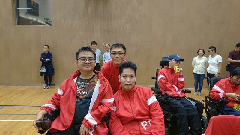 共融電子競技隊《PES 2019》隊員