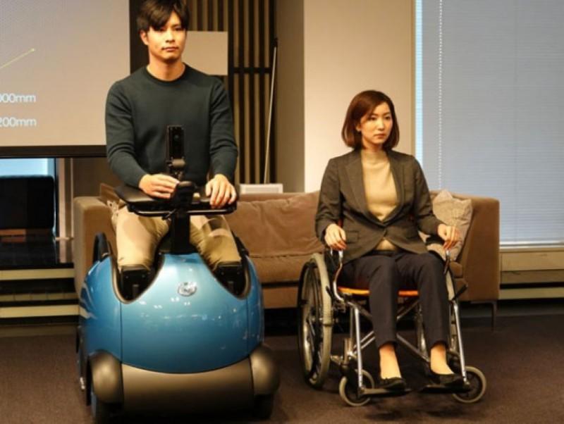 「 RODEM 」與傳統輪椅比較