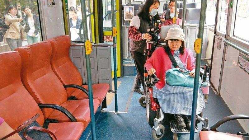 耽擱4分鐘變全車罪人...輪椅族們上不了公車的真實告白