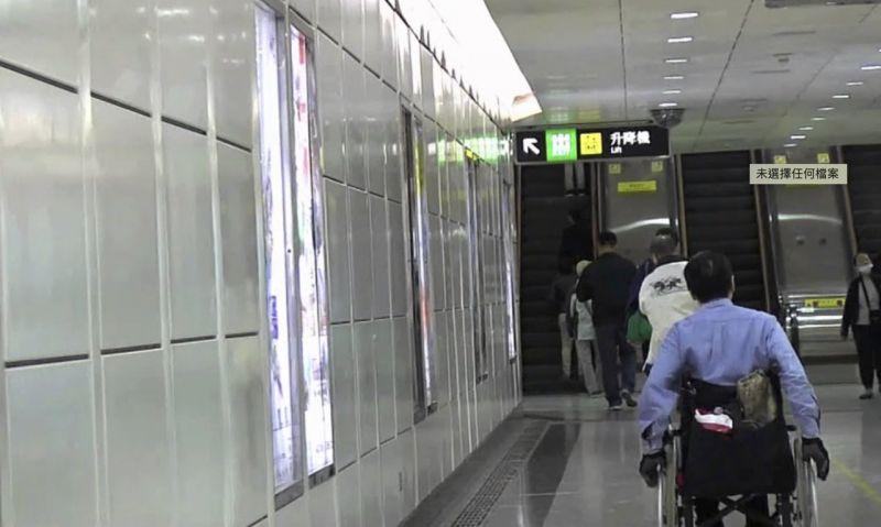 現時太古港鐵站只有D1出口設有升降機直達大堂