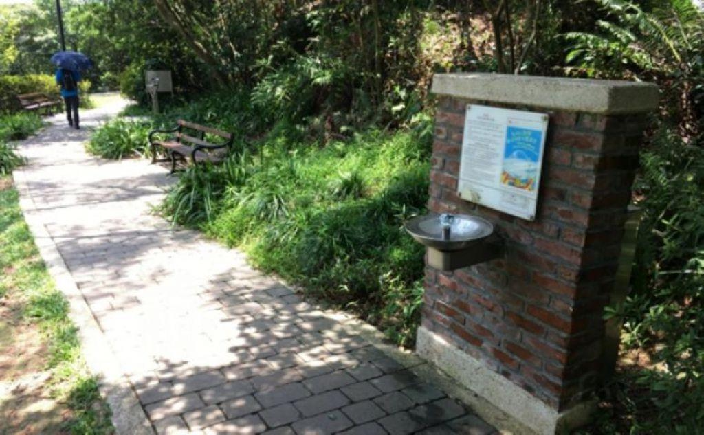 補給位置 - 飲水機