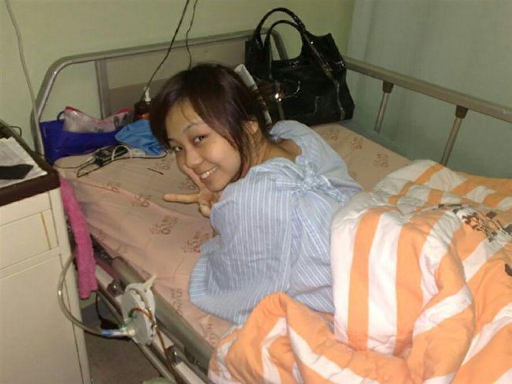 24歲脊椎開刀,沒想到卻得褥瘡,3年內手術一再失敗,讓她陷入極大低潮