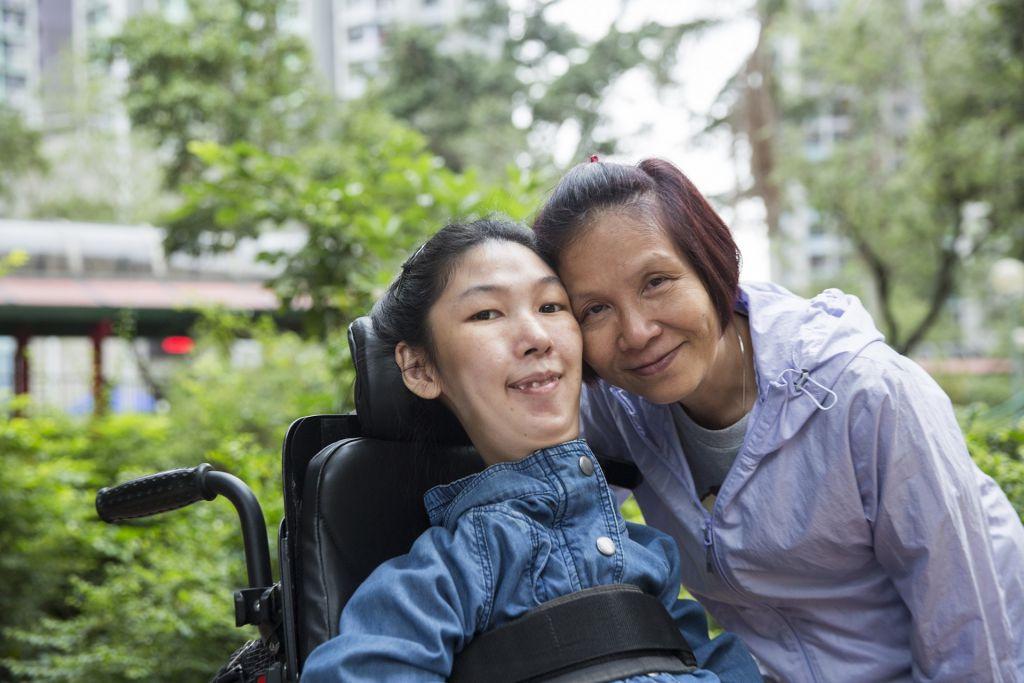 作為母親,馬太只有一個簡單的願望,就是希望汐嶢能夠健康快樂
