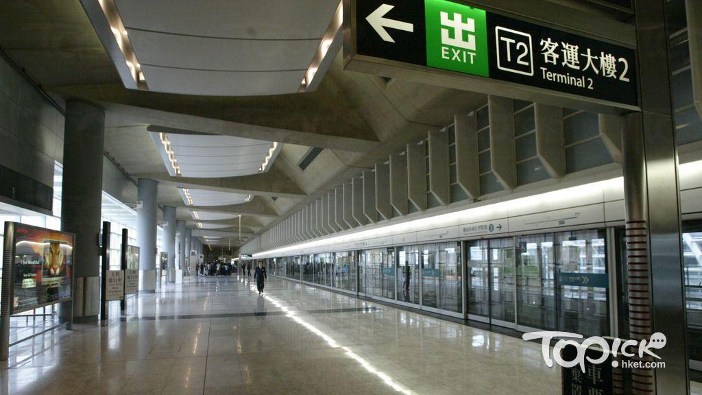機場快綫車廂椅套地毯全換 料2020年底完工