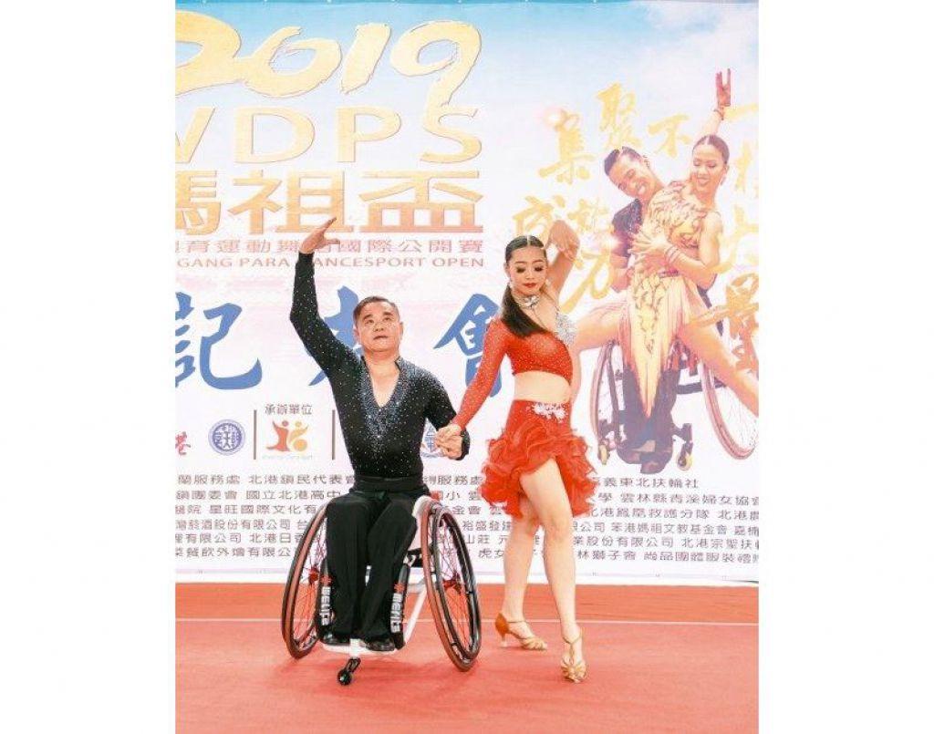 2019妈祖杯国际轮椅舞蹈公开赛将在本月21日盛大登场,将有18个国家参赛,我国金牌国手陈森棋和洪语谦应邀为国际赛热身