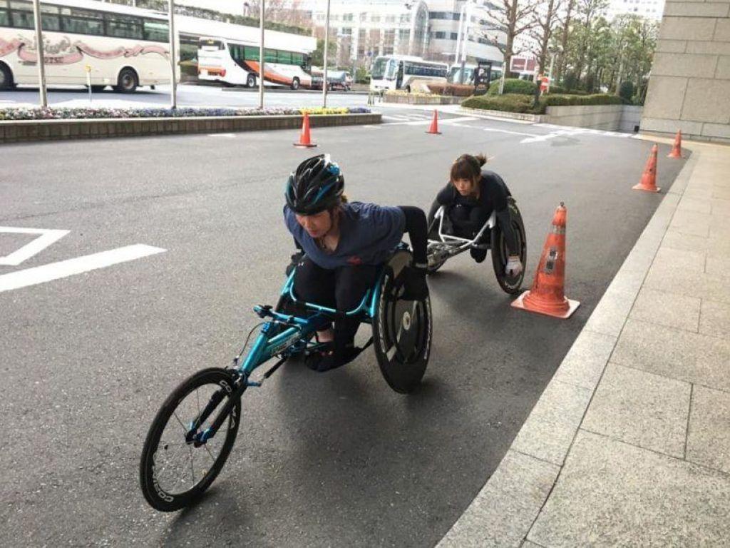 2019 東京馬拉松賽前練習