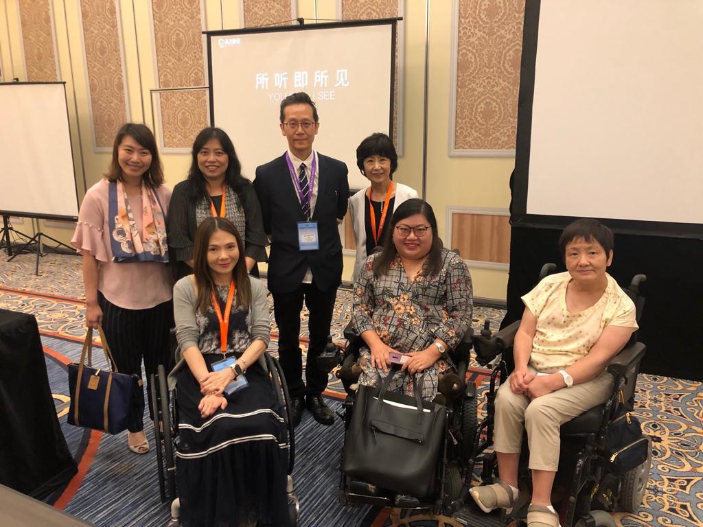 香港女障協進會 - 看見殘疾女性的需要