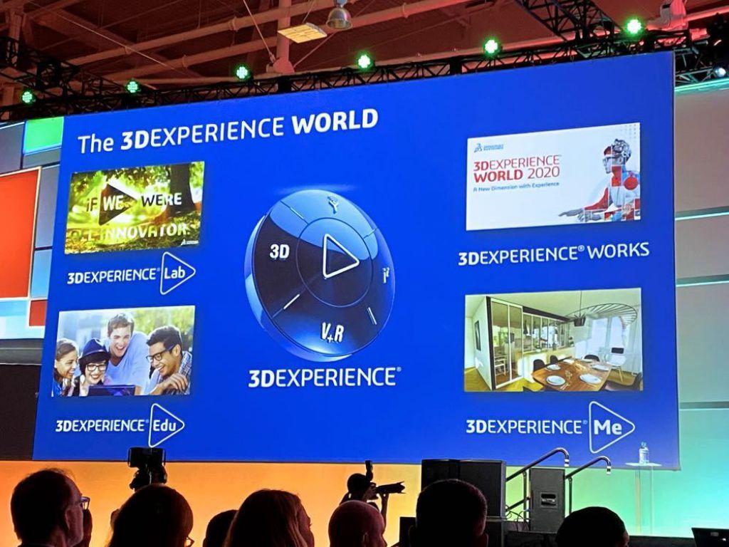 3DEXPERIENCE World 2020 展開 讓科技也能很有溫度!