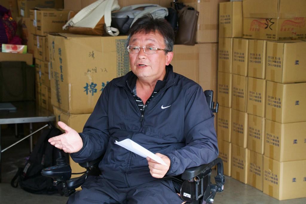 新巨輪協會理事長陳宗安