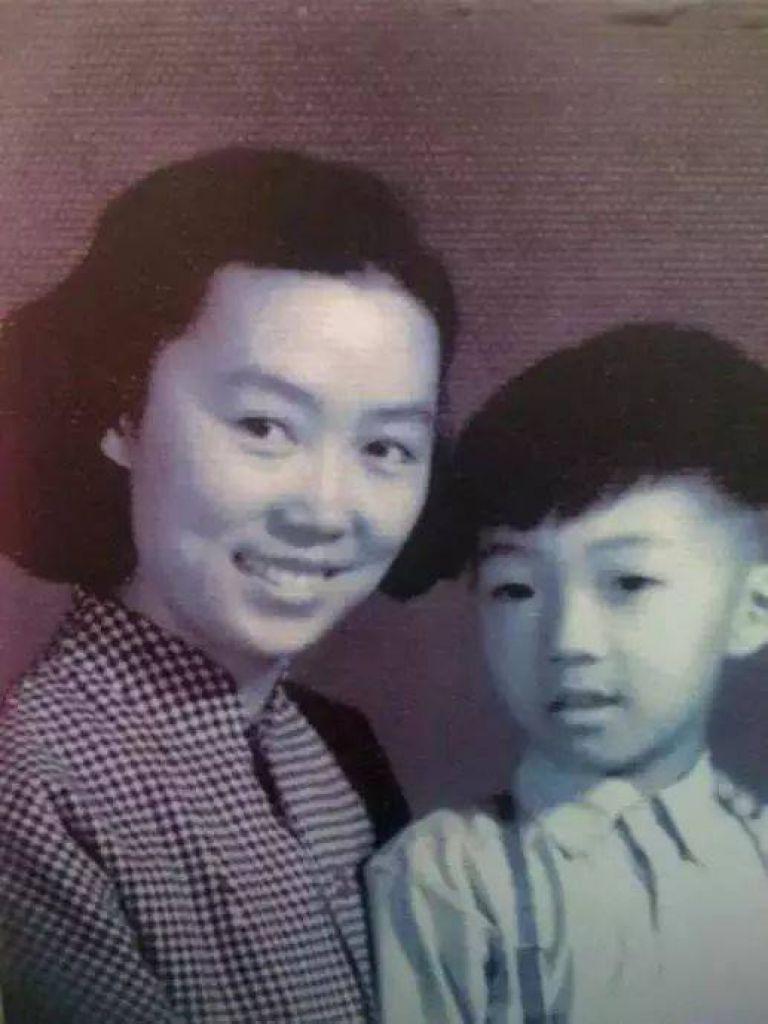 史鐵生與母親