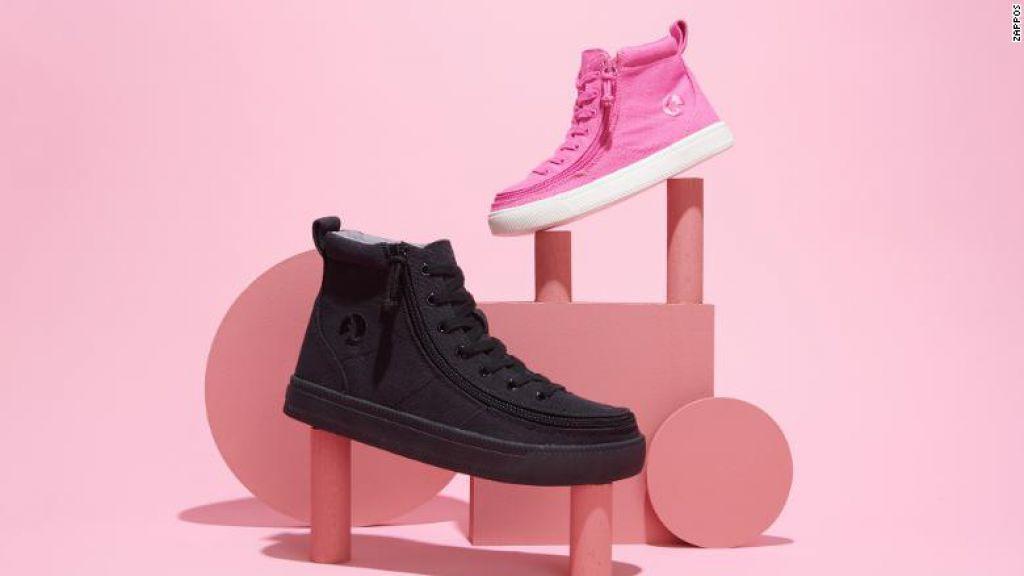 Zappo的單雙鞋和混合尺碼對測試項目將包括從幼兒到成人的六個品牌和尺碼。