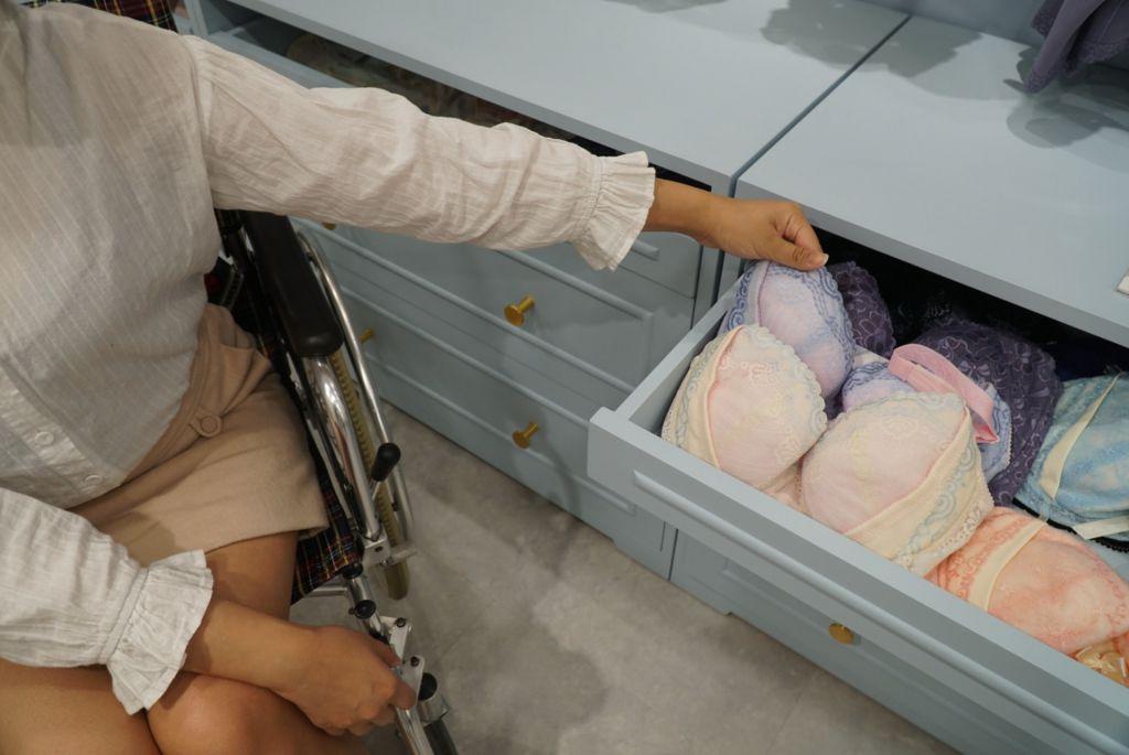 殘疾女士只能穿二手Bra?善心店主打造首間無障礙內衣店
