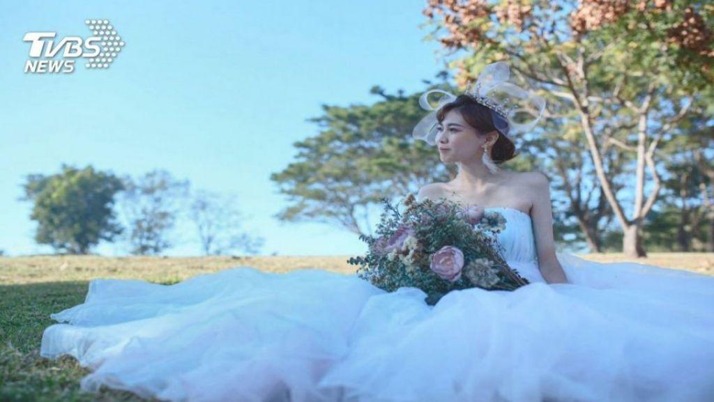 有夢最美!20歲罕病輪椅女孩 圓夢拍婚紗