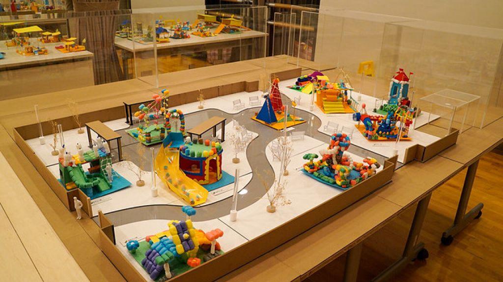 80名小學生為油麻地設計「跨代共融公園」 建築師將交平面圖予區議會倡改革