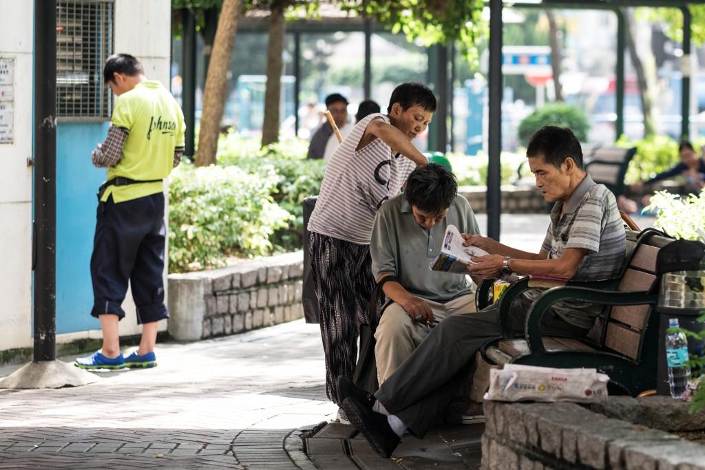 鄰里以外:照顧者社區聚腳點和建立非正式社會支援網絡的重要性