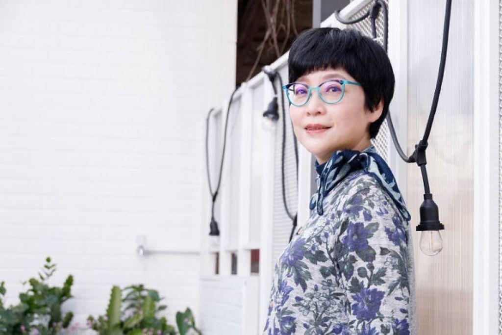 成為獨力照顧者,張曼娟認為最辛苦的是處理自己的情緒,擺平心魔最難,她慶幸自己克服了這個難題。