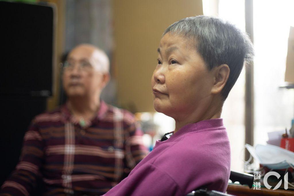 程婆婆早於五年前,便生出入住院舍的念頭,準備好後路,開始「排隊」等宿位。