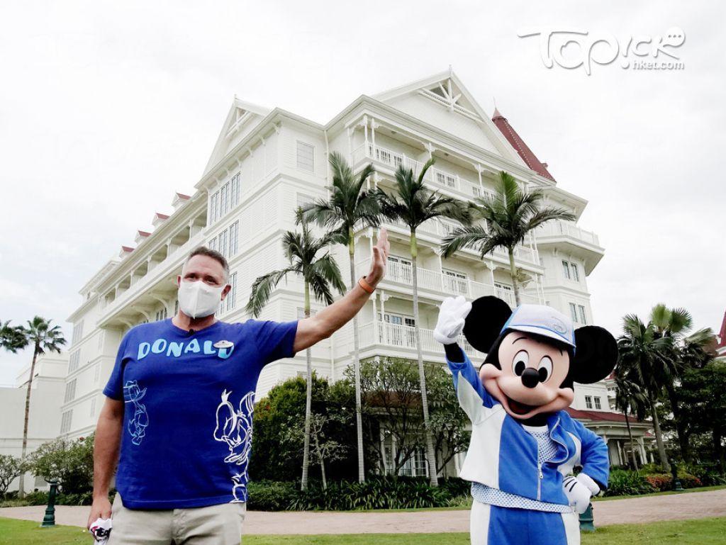 香港迪士尼樂園將推出短片,推廣普及運動及促進傷健共融。