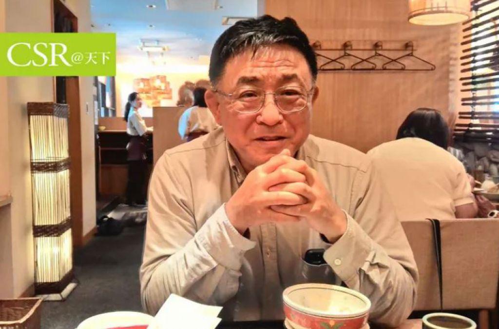 59歲的松浦晉也有男性照護先鋒之名。