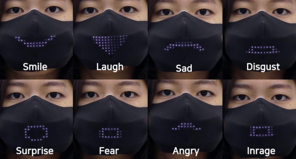 【身體與科技的靈肉磨合】優化口罩日常溝通效果的MAScreen