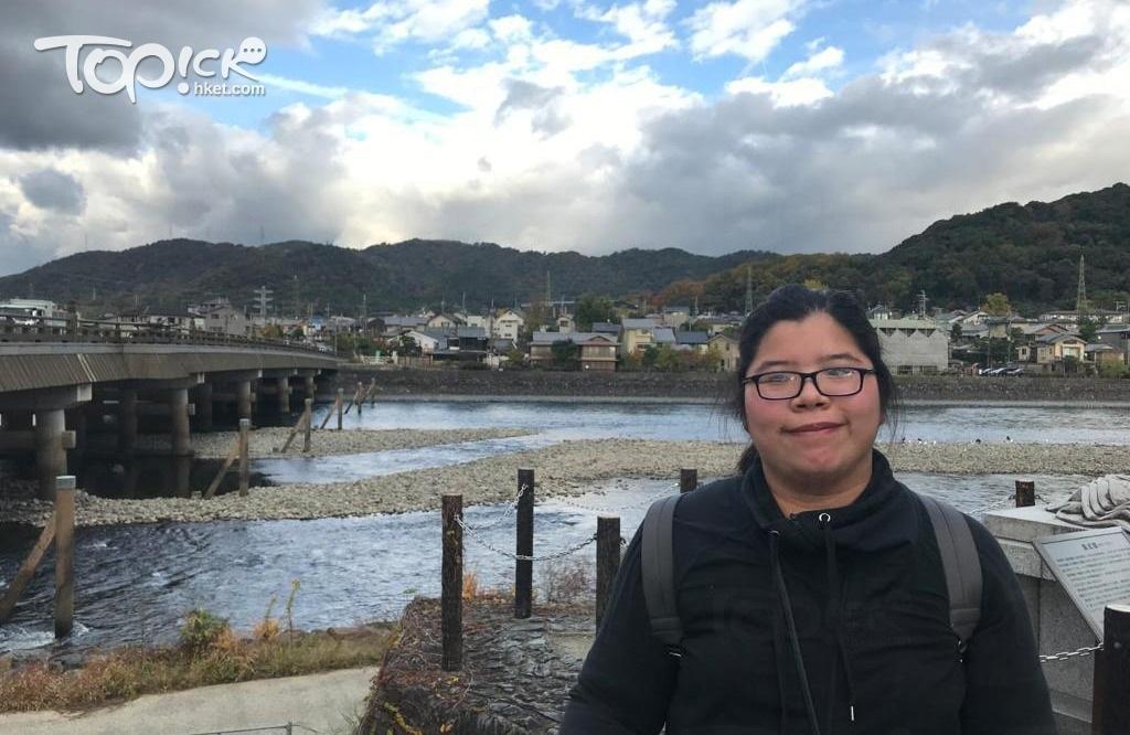 家琪表示,能夠成功儲錢,與兩位姊姊請媽媽去日本旅行,媽媽也很開心。
