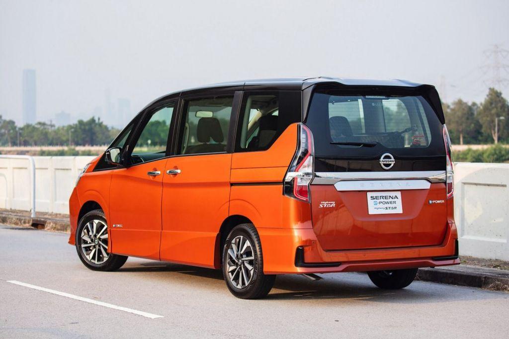 忠誠車行已購入兩架日產Serena E Power試用,冀政府可批准作無障礙的士。