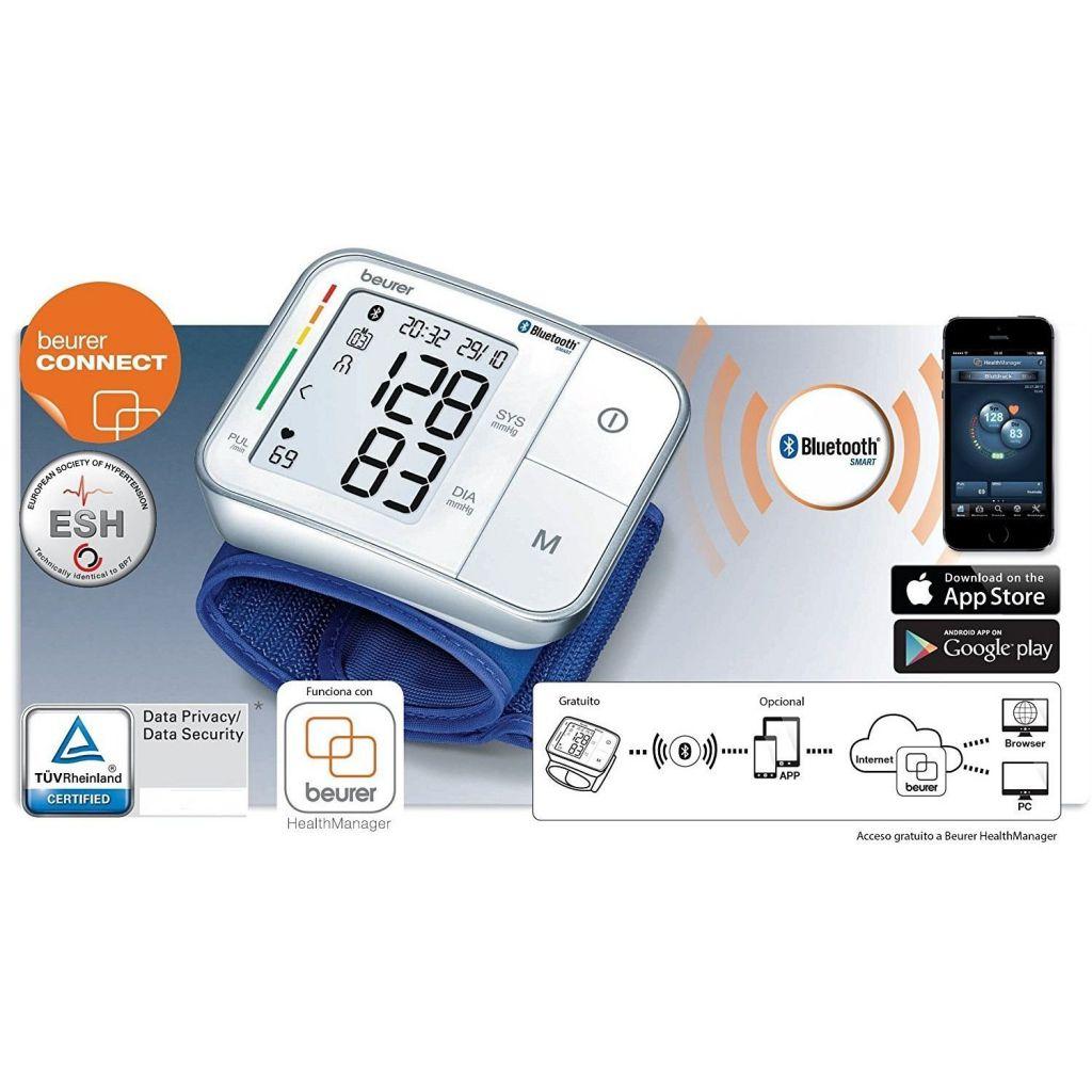 電子手腕血壓計-2