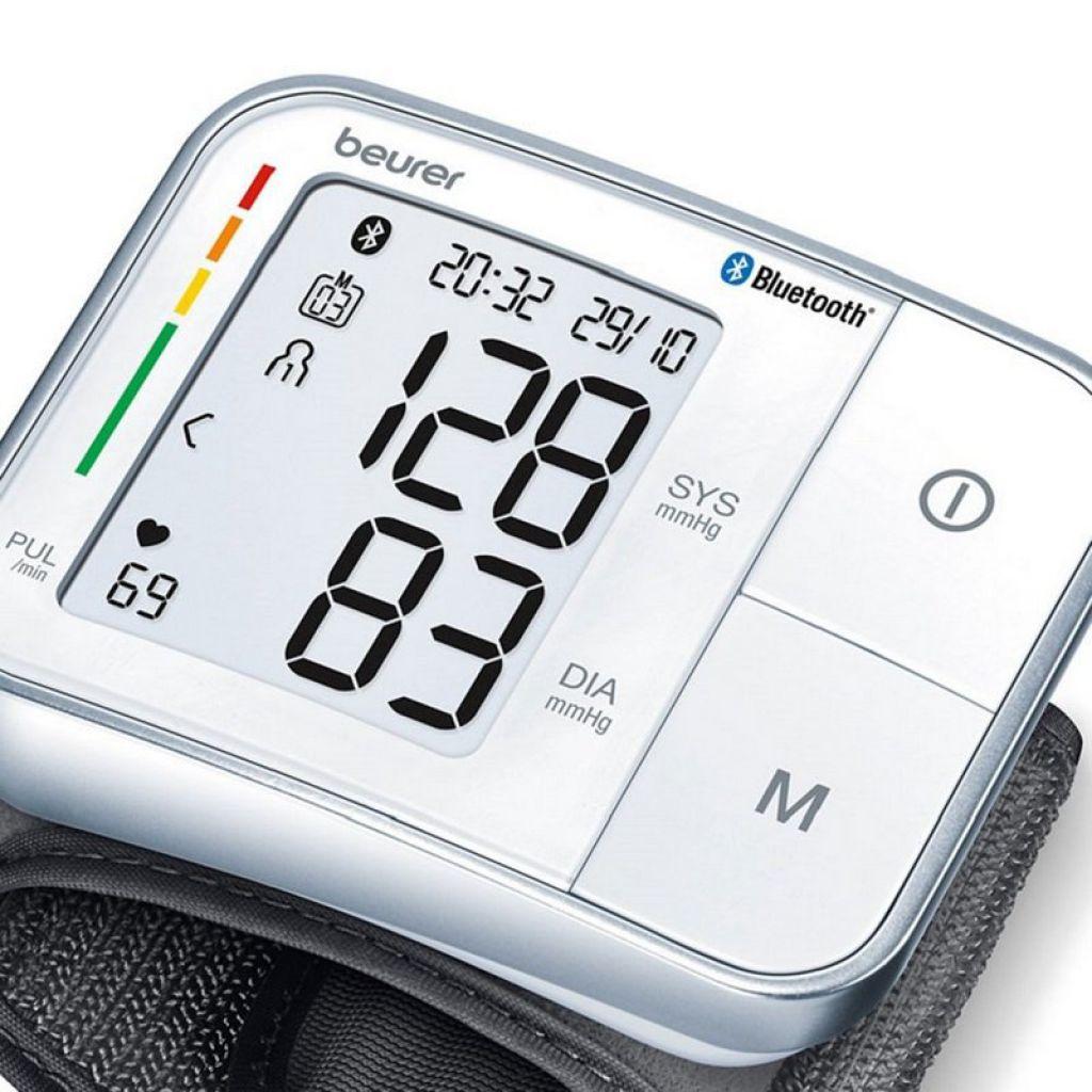 電子手腕血壓計-1