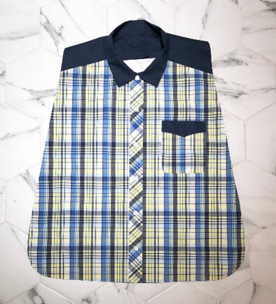 Men's shirts with shoulders (two colors available)-1