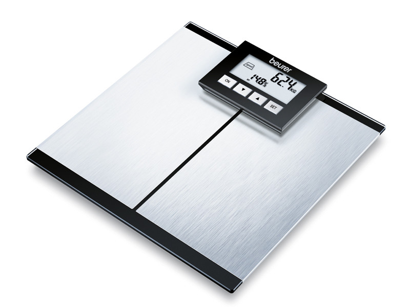 Beurer USB智能體重磅 BG64