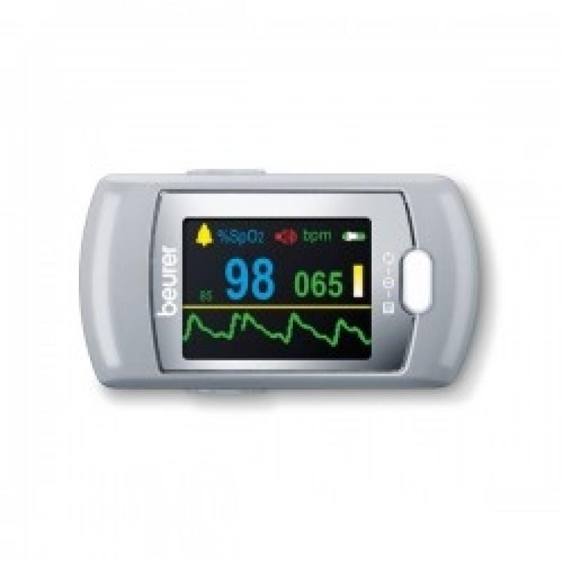 24小時血氧測量儀 PO80-1