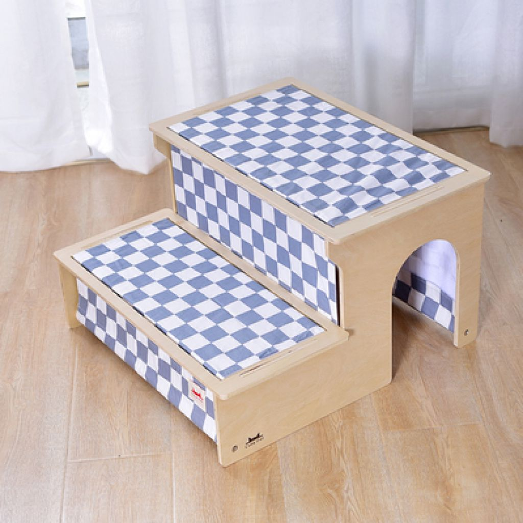 Pet stairs-1