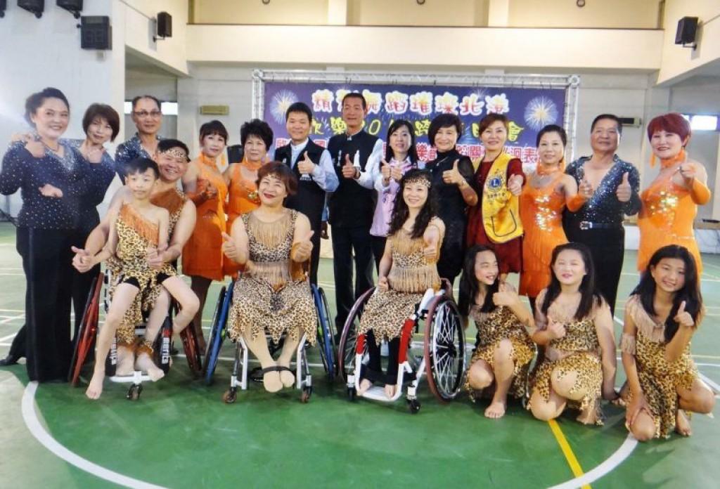 这场最特别的跨年 轮椅舞星邀大家来尬舞