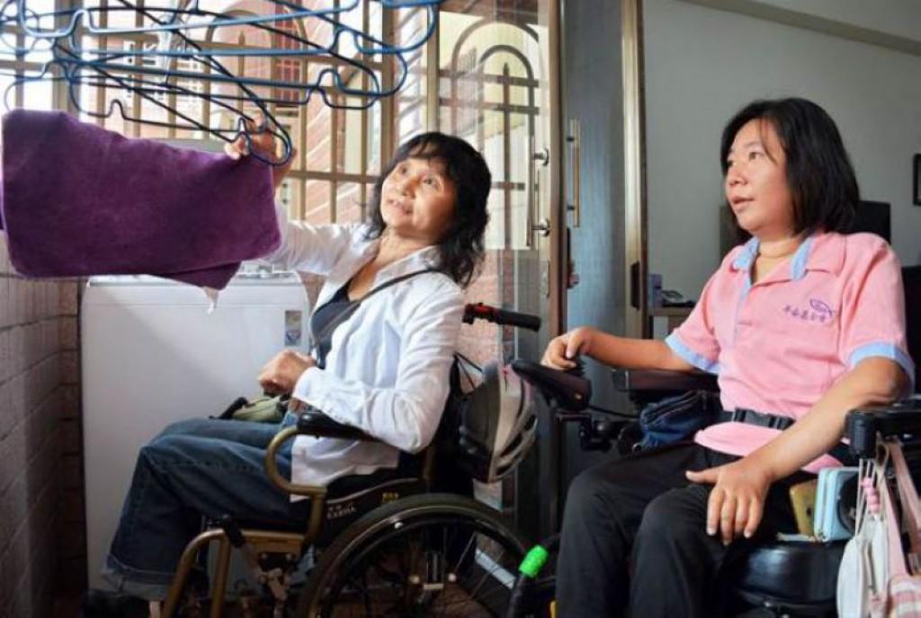 身障者体验自立生活 直呼美梦成真