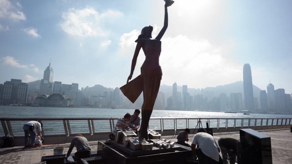【重开星光大道】真正公共空间 建筑师望扩展香港海滨想像